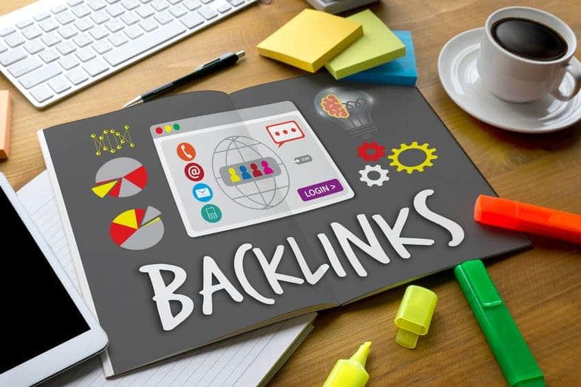 Backlinks für die Webseite